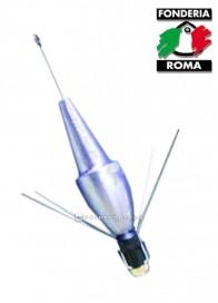 Piombo Fonderia Roma Roccotop Spike
