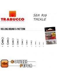 Girella Trabucco Rolling Round X Pattern Art 10064
