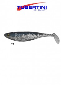 Artificiale Tubertini Soft Lures TB500 Pz 10 mm 83 Col 04