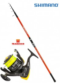 Combo Surf Shimano Sonora 200 g+Sonic Xs Surf 8000