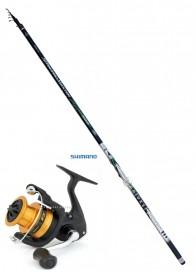 Combo Bolognese Standard Master Bolo 6 m+Shimano FX 2500 FC