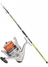 Combo Surf Star Cast 180 g+Oceanic Pro Surf 8000