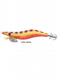 Totanara FF Opal Edition Squid Jig 3.0 Coral Vibora