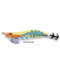 Totanara Thunder Squid Jig Fluo Yellow