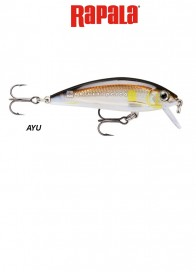 Artificiale Rapala X-Rap Countdown 7 cm AYU
